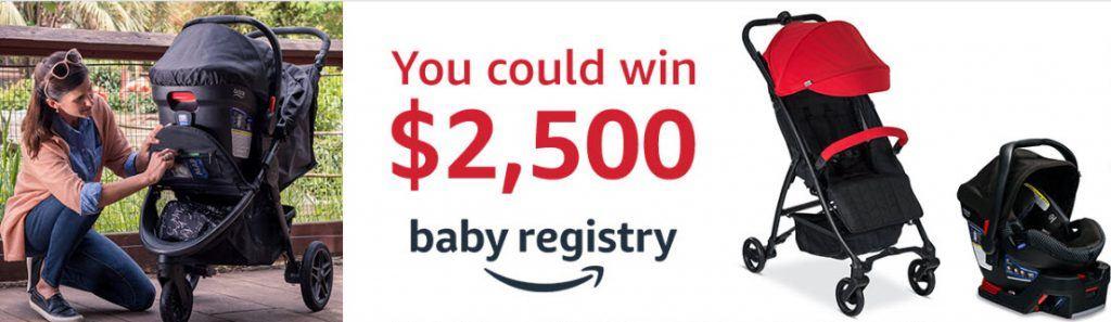 Amazon Free Cash Sweepstake for Moms