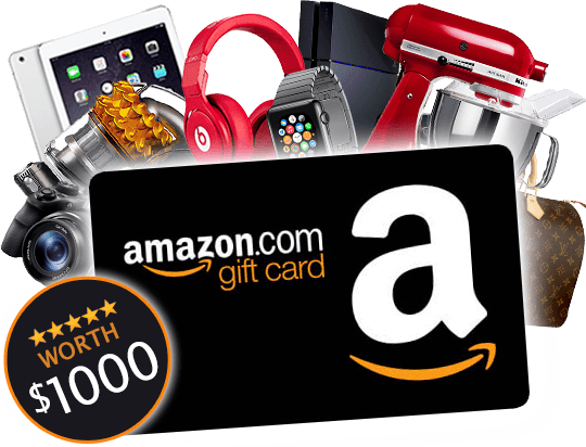 Win Amazon Gift Card Sweepstake