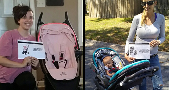 Free Baby Joggers Strollers