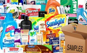 Free Samples of Household Products