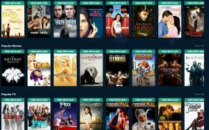 Free Vudu TV Films VOD Streaming