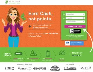 InboxDollars Online Rewards Paid Surveys