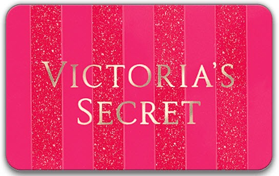 Win Victoria Secret Gift Card