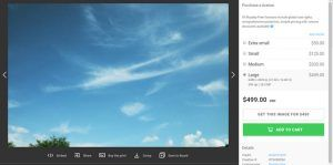 how to make money easy with cloud pictures