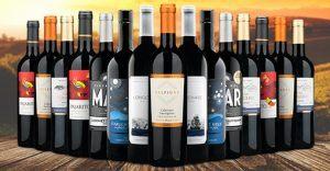 Cabernet Sauvignon wine bottles discount