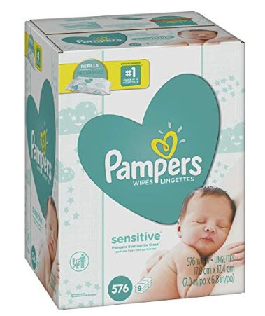 Free Pampers Diaper Samples