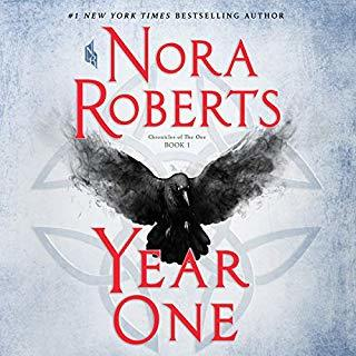 Nora Roberts Year One audio book