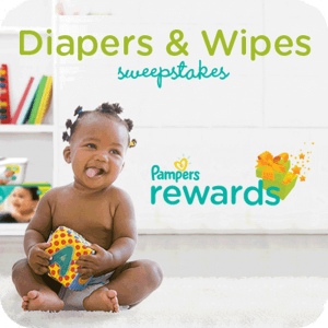 Pampers Diapers Sweepstake