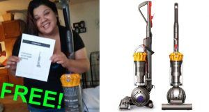 Product Test Free Dyson DC40 Vacuum Cleaner 2019