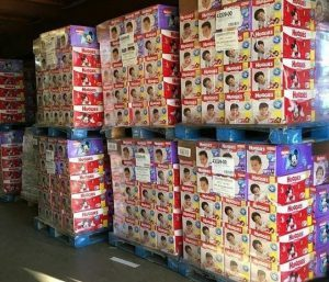 free baby diaper bank