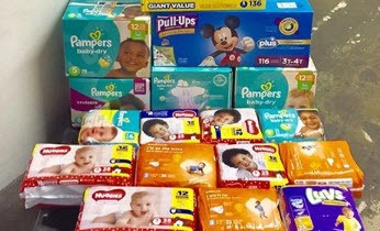 how to get free baby diapers