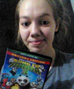 Free kung fu panda 3 movie DVD