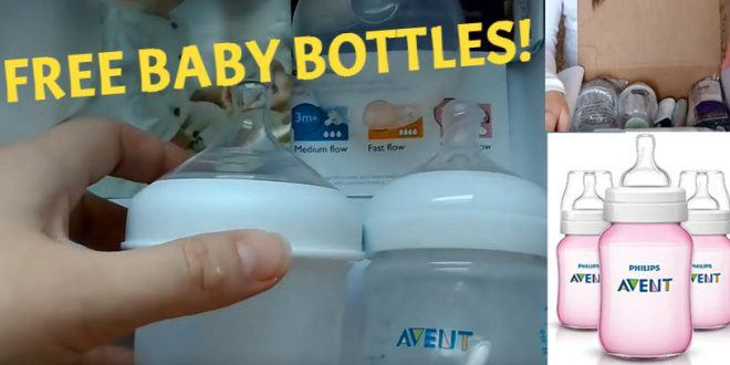 How to get free baby bottles online