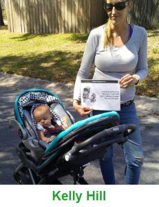 Get a free baby jogger