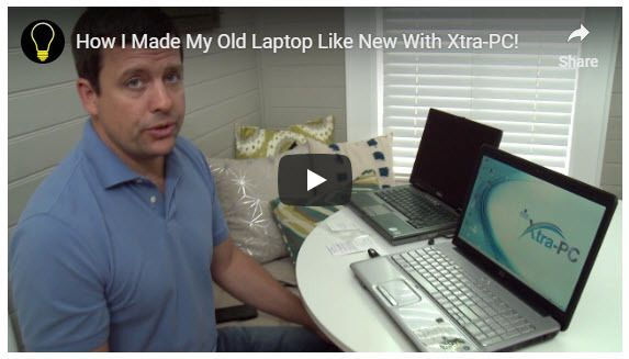 Xtra-PC How to Make a Laptop Fast Again