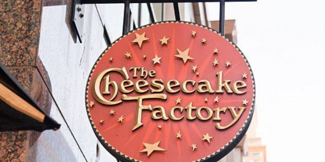 Cheesecake Factory coupons & discounts