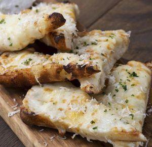 Cheesecake Factory garlic cheese toast