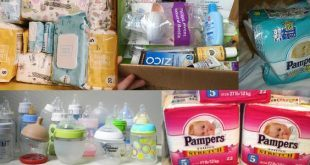 Legit FREE baby product samples every month