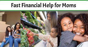 Fast emergency cash financial help for single moms