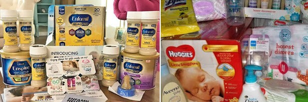 How to get free baby samples for baby
