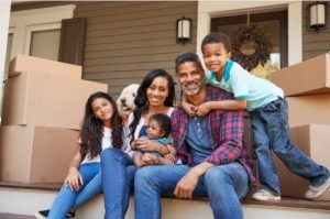 Rent assistance for low-income families