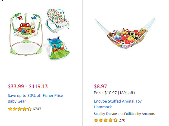 Cheap baby toys amazon