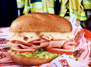 Free Firehouse Subs