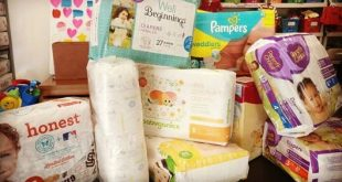 Free baby diaper samples for new moms 2020