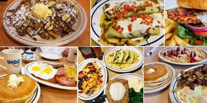 iHop restaurant FREE meals secret diner