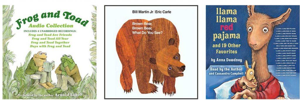 free books in audio for children
