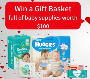win free diapers baby stuff sweepstake