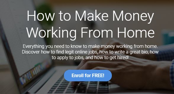 how to find legit work from home jobs